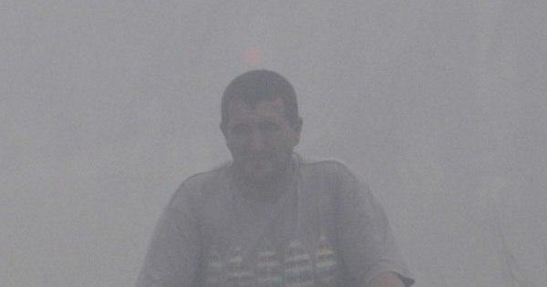 Idosa morre após inalar fumaça tóxica de vazamento no Guarujá ...