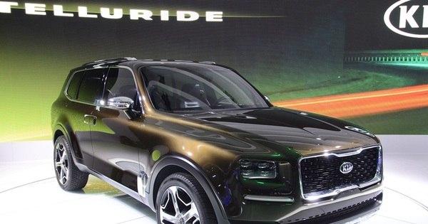 Kia Telluride é SUV híbrido que tem até sensor nos bancos para ...