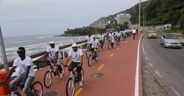 Rio: ciclovia da avenida Niemeyer é inaugurada neste domingo ...