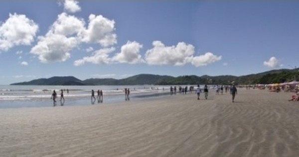 Santa Catarina avalia possível contaminação da praia de Perequê ...
