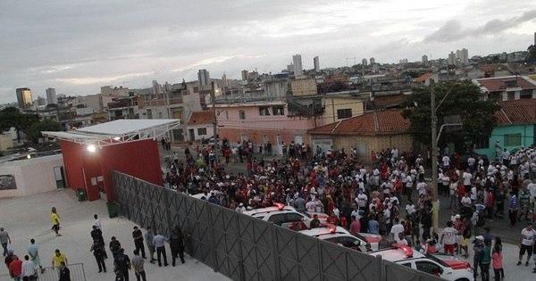 Organizadas do São Paulo culpam Federação e polícia por briga na ...