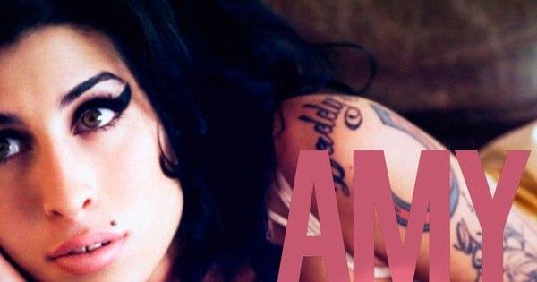 Amy, documentário sobre a vida de Amy Winehouse, estreia na ...
