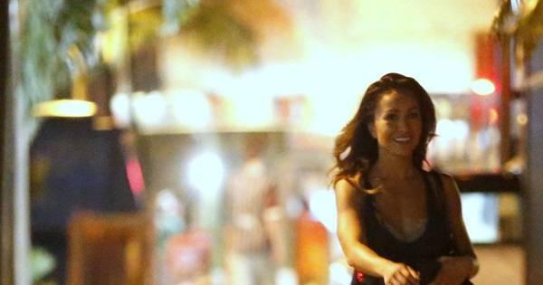 Sabrina Sato caminha pelas ruas do RJ após malhação - Fotos - R7 ...