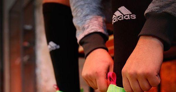 Adidas inova e lança chuteira sem cadarço - Fotos - R7 Futebol