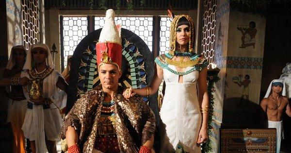 José do Egito conquista pico de 13 pontos e garante segundo lugar ...