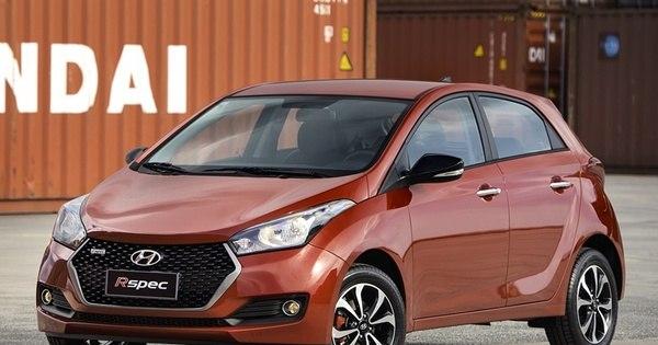 Hyundai lança o HB20 R spec, versão inédita com traje esportivo e ...