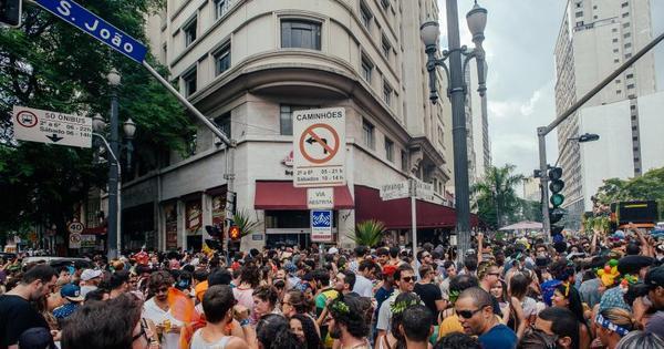 Confira a programação dos blocos de Carnaval de SP - Notícias ...