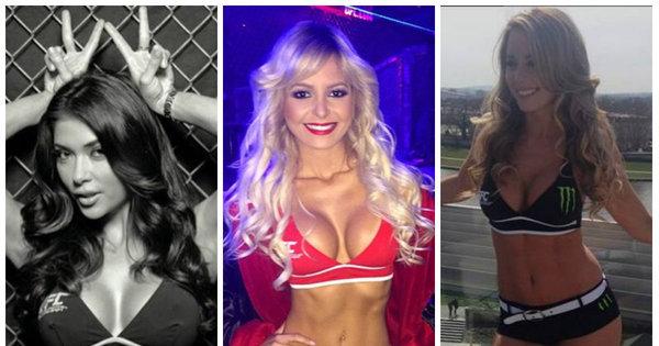 Conheça as cinco indicadas ao prêmio de Ring Girl do MMA de 2015