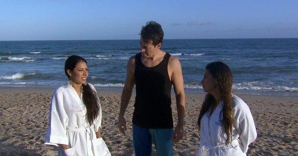 Rodrigo Faro acompanha a rotina de shows da dupla Simone e ...