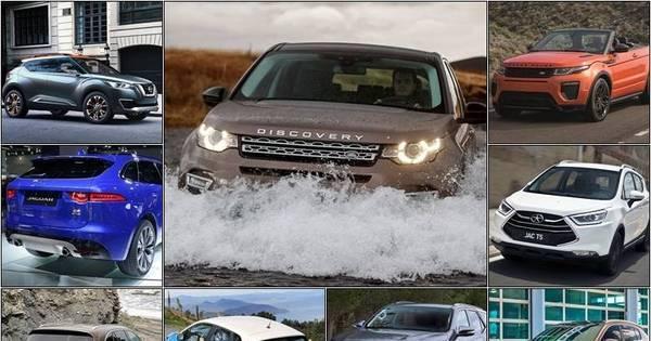 Veja os SUVs mais esperados para 2016 no Brasil - Fotos - R7 Carros