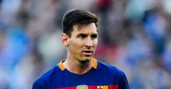 Messi está muito perto de completar 500 gols na carreira - Esportes ...