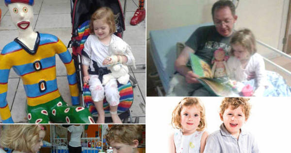 Menina de 3 anos sofre derrame e fica paralisada após pegar ...