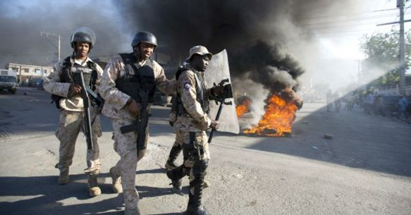 Violência e boicote preocupam comandante brasileiro da ONU no ...