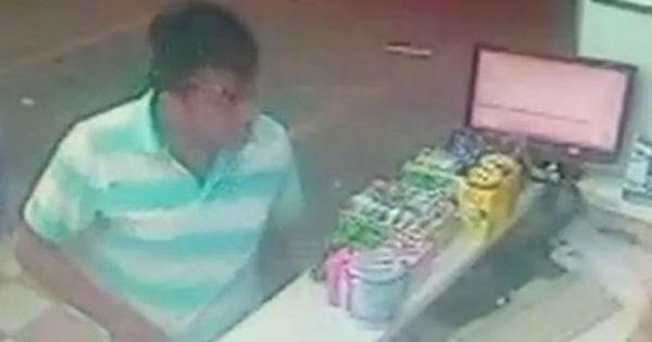 Criminoso infarta segundos antes de assaltar farmácia - Fotos - R7 ...