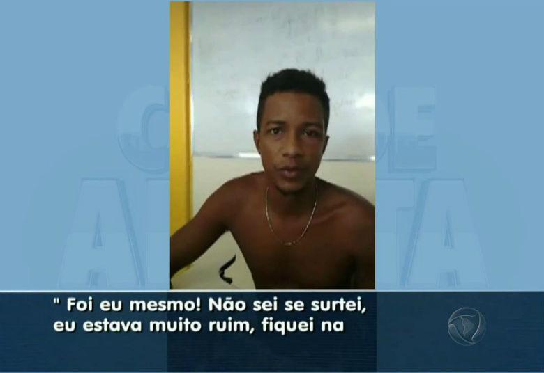 O assassino foi encaminhado ao 57ª DP, em Nilópolis, e confessou todo o crime em depoimento+ Assista ao vídeo do caso!+Quer ver tudo o que rolou noCidade Alerta? Veja a íntegra no R7 Play