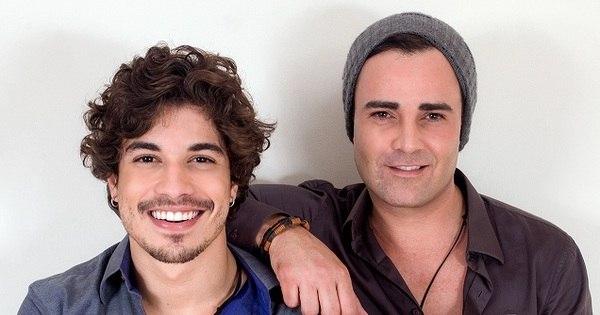 Douglas Sampaio e Rodrigo Phavanello comemoram boa fase de ...