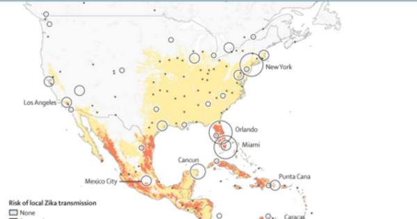 Surto de zika deve se espalhar por toda a América, diz OMS ...
