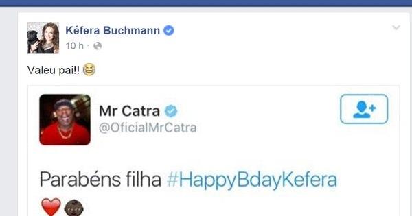 No aniversário de Kéfera, Mr. Catra rouba a cena ao brincar com a ...