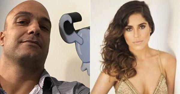 Camilla Camargo assume namoro com diretor de TV ...