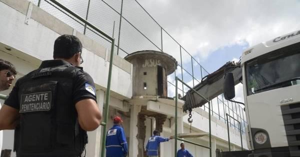 Polícia recaptura 37 presos no Recife; 40 estão foragidos - Notícias ...
