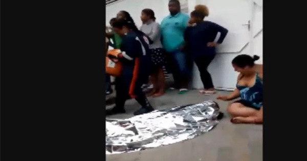 PM mata estudante de 17 anos com tiro nas costas na Grande São ...