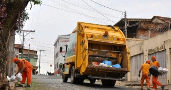 Bairros de BH passam a ter coleta de lixo noturna nesta terça-feira ...