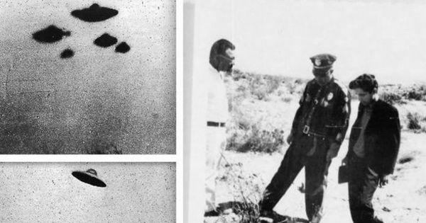 Mistério cabuloso! CIA divulga fotos e documentos secretos de ...