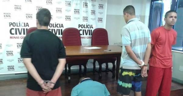 Polícia prende quatro suspeitos de chacina durante clássico ...