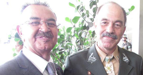 Luciano Guilherme Cabral Pinheiro assume Comando Militar do ...