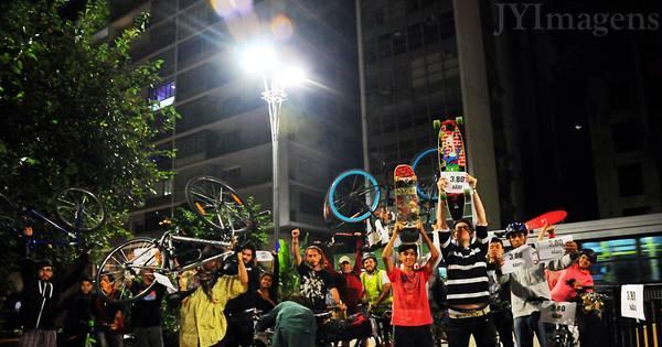 Ciclistas organizam protesto contra aumento da tarifa para hoje ...