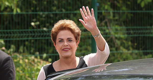 Começa o julgamento final do impeachment da presidente Dilma ...