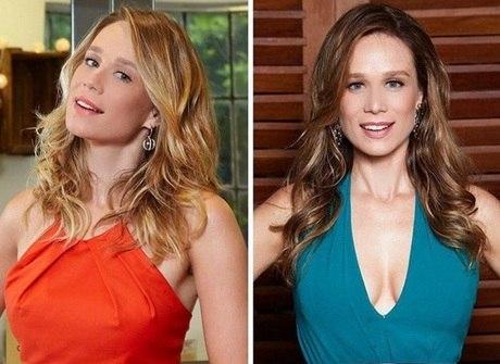Descubra a cor natural do<br />cabelo de sete celebridades