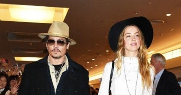 Cegonha à vista? Amber Heard pode estar grávida de Johnny Depp ...
