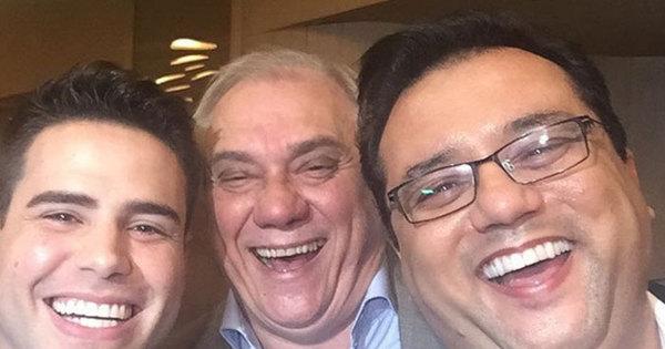 Geraldo Luís registra os bastidores da pré-estreia de Os Dez ...