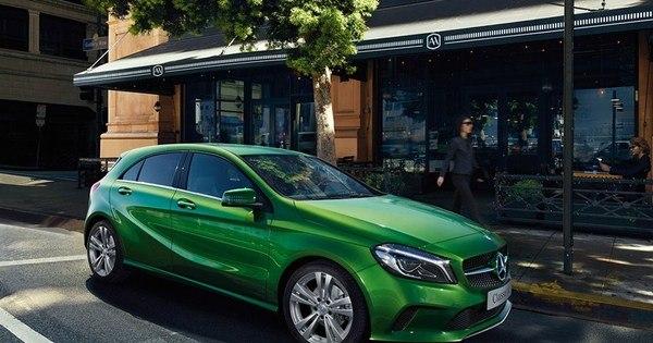 Mercedes-Benz anuncia novo Classe A por R$ 136.900 - Notícias ...