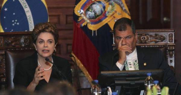 Mercosul se reunirá para debater combate ao zika, diz Dilma ...