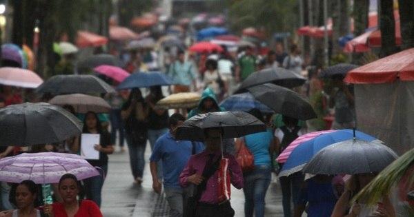 São Paulo tem dia mais chuvoso do ano - Notícias - R7 São Paulo