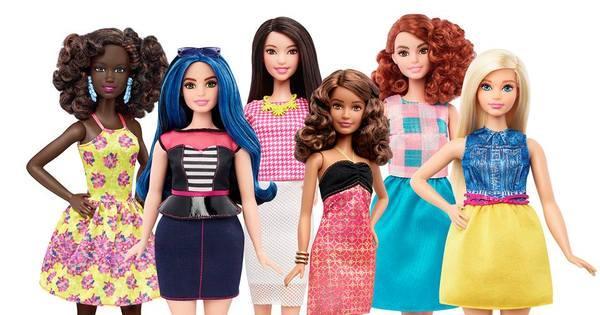 Barbie apresenta nova linha e traz bonecas com diferentes tipos de ...