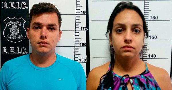 Casal de estelionatários é preso em Goiás após aplicar golpe de R ...