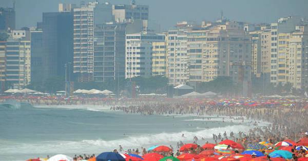 Após chuvas, Rio tem só 7 praias liberadas para banho; previsão é ...