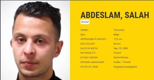 Bélgica aprova extradição de Salah Abdeslam à França - Notícias ...