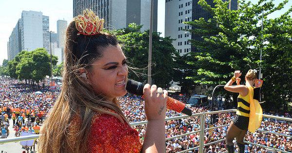 Domingo de pré- Carnaval tem Bloco da Preta e ensaio técnico da ...