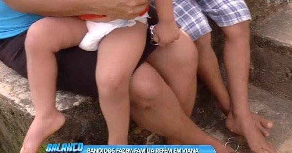 Família é feita refém e filhas são estupradas no ES - Fotos - R7 ...