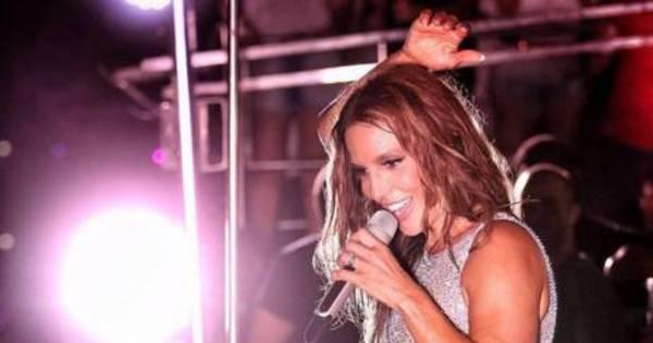 Ivete Sangalo quer engravidar após Carnaval, diz jornal ...
