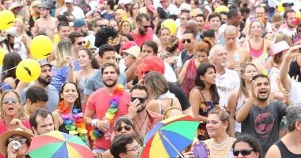 Domingo de pré-carnaval tem Acadêmicos do Baixo Augusta e ...