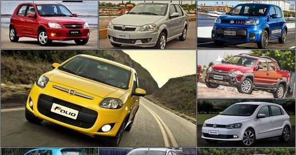 Saiba quais são os 10 carros mais roubados em SP - Fotos - R7 ...