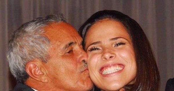 Wanessa volta a usar o sobrenome Camargo a pedido do avô ...