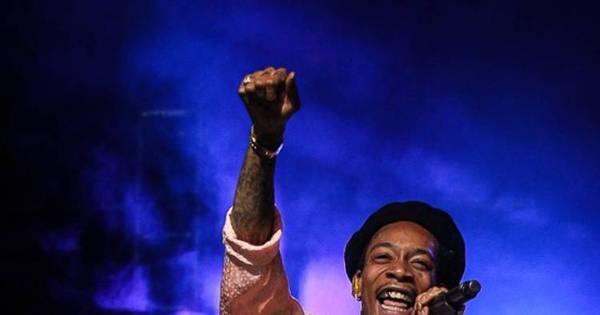 Wiz Khalifa tem relógio roubado durante show em São Paulo ...