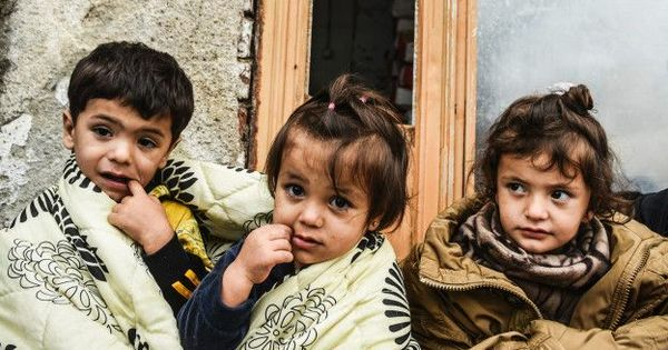 Como 10 mil crianças imigrantes 'sumiram' sem deixar rastro na ...