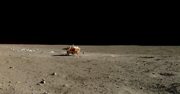 Agência espacial chinesa libera imagens coloridas da Lua em alta ...